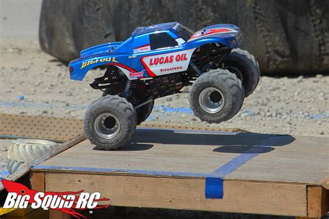 rc bigfoot monster truck event coverage bigfoot 4 4 open house r c monster