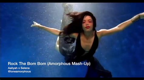 Aaliyah Rock The Boat Original Soundcloud by Aaliyah X Selena Rock The Bom Bom Mashup