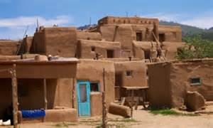 southwest style homes pueblos tribes nations
