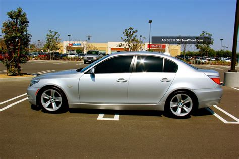 2008 Bmw 528i Sport Package Cpo