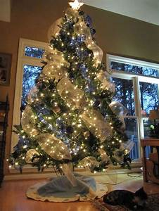 44, Awesome, Christmas, Tree, Decorations, With, Mesh