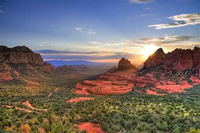 Sedona Wallpapers Pc Place Creek Cathedral Rock