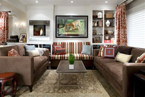 Candice Living Room Gallery Designs by Fabulously Functional Living Room Design By Candice