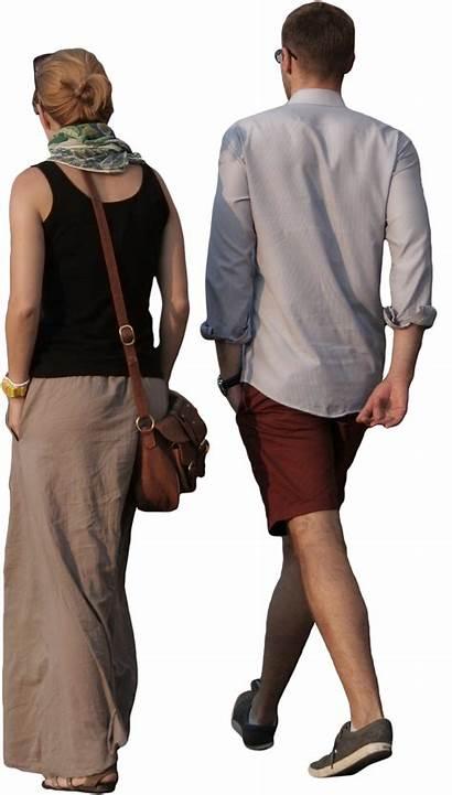 Walking Couple Pixshark Clipart Cliparts Pngkit