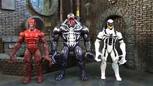 Marvel Legends Monster Venom Build a Figure - YouTube