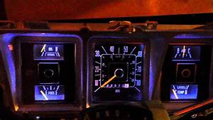 1979 F-350 Led Dash Lights