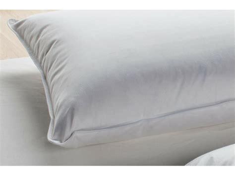 cuscino in piuma d oca cuscino guanciale minardi puff in piuma d oca