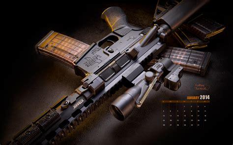 LaRue Tactical // January´14 Wallpaper Airsoft & MilSim