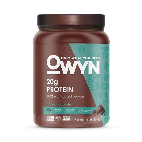 Amazon.com : OWYN Only What You Need 100% Vegan Plant