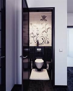 Idée déco toilette moderne, classique, élégante