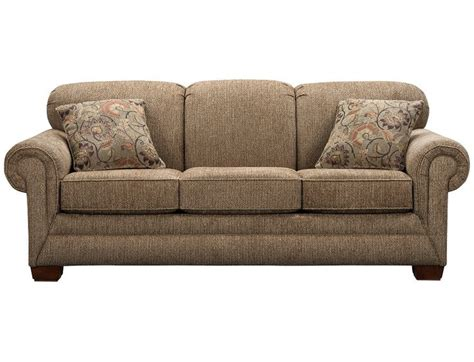 who makes slumberland sofas slumberland tenor collection brown sofa wide