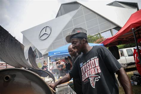Comparing Mercedes Benz Stadium And Georgia Dome By The