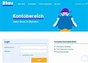 Blau De Meine Rechnung : rechnung guthaben service und tipps von blau ~ Themetempest.com Abrechnung