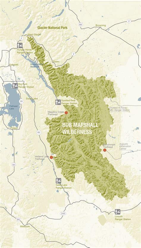 bmwc bob marshall wilderness foundation