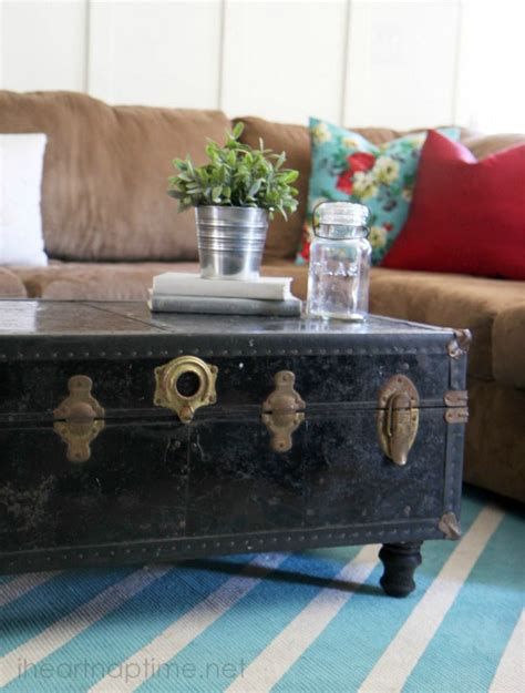 In fact, a great coffee table doesn't even have to be a. Unique Coffee Table Ideas - Coffee Table Alternatives