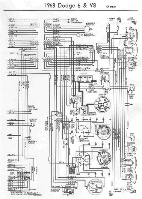 68 Camaro Engine Wiring Diagram Free Picture by Dodge Car Manuals Wiring Diagrams Pdf Fault Codes