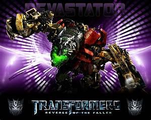 Transformers 2 Devastator by CrossDominatriX5 on DeviantArt