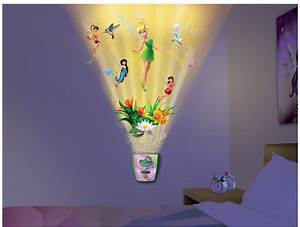 Uncle Milton Wild Walls Tinker Bell, Light and Sound Room