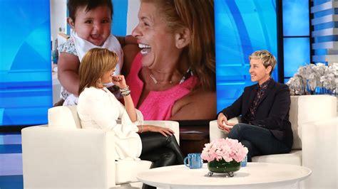 Watch Hoda And Ellen Play Rate My Baby Today Show