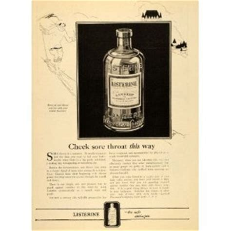 listerine started as floor cleaner best 42 story of listerine images on other