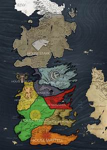 Westeros map | Cinema | Pinterest | Westeros map, Gaming ...