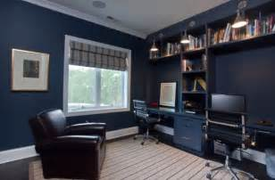 Brown Couch Decorating Ideas Living Room by 30 Shared Home Office Ideas That Are Functional And Beautiful