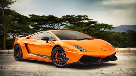 The Best Lamborghini Wallpaper Widescreen by Wallpaper Lamborghini Gallardo Lp570 4 Orange Color