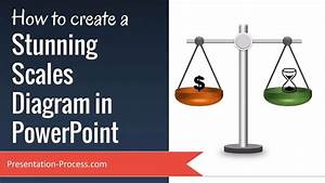How To Create A Stunning Scales Diagram In Powerpoint