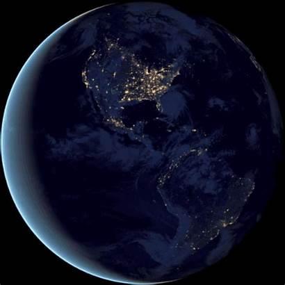 Earth Animated Space Planet Global Technology Usagov