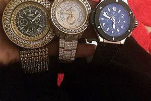 Instagram Account Busts Rappers With Fake Watches ...