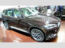 2014 BMW X5 xDrive 50i Exterior and Interior Walkaround
