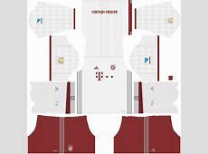 Milo FTS 2017 FC Bayern Munich Kits 20162017