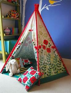 Tipi Indien Enfant : tipi pour enfant invitez l 39 esprit indien chez vous ~ Melissatoandfro.com Idées de Décoration