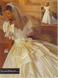 michelle vincent from alfred angelo bridal gown ad from With vintage wedding dresses atlanta