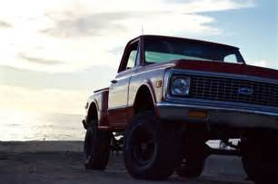 1971 Chevy C10 4x4 California Shortbed Stepside For Sale