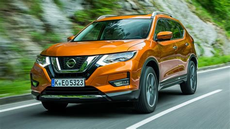 nissan  trail review top gear