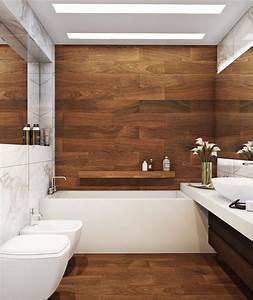 Badezimmer Ideen Für Kleine Bäder : kleines badezimmer fliesen ideen kleine holz optik grosse marmor fliesen b der pinterest ~ Indierocktalk.com Haus und Dekorationen