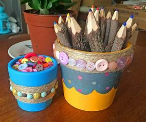 How to Decorate Terracotta Pots - Hobbycraft Blog