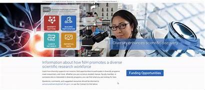 Diversity Nih Announcements Funding Opportunity Related Where