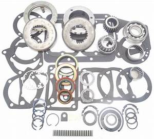 Ford Np435 4 Speed Transmission Rebuild Bearing And