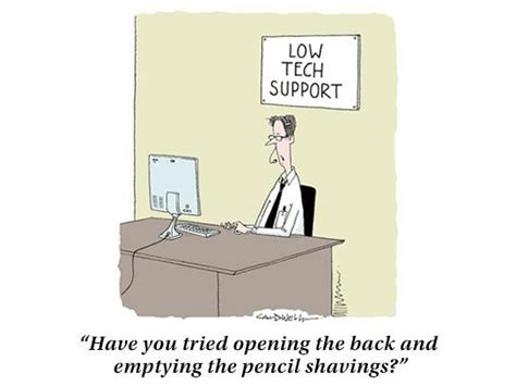 funny cartoons technology phobes   readers digest
