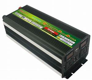 Inverter Circuit Diagram 3000w Dc 12v To Ac 220v Ups Solar Power Inverer With Ups Charger Led