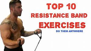 What Is A Zeus Chart Top 10 Resistance Band Exercises Youtube