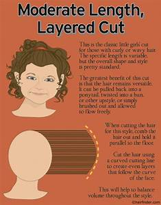 How To Cut A Versatile Layered Haircut For Little Girls