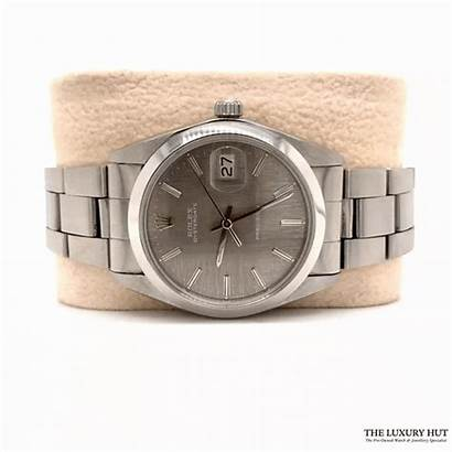 Rolex Dial Frosted Oysterdate Precision Linen Luxury