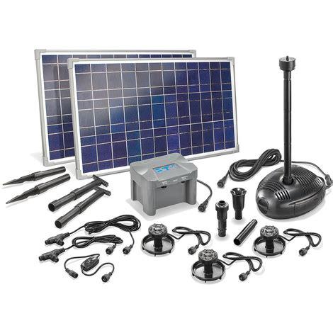 solar teichpumpe mit akku solar teichpumpe mit akku 50w solarpumpe gartenteichpumpe
