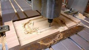 Building a wood cnc router from scratch Router