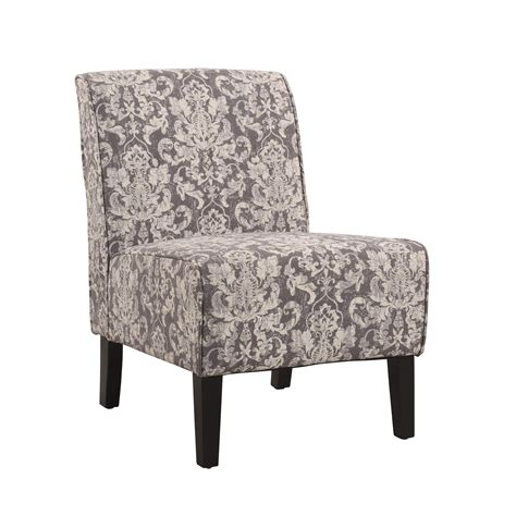 hourglass dining chair gray damask linon coco accent chair gray damask 36096gdam 01 kd u