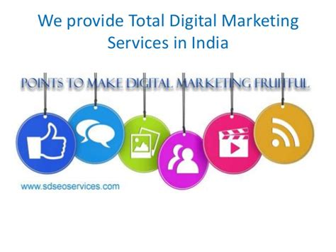 Digital Marketing And Seo Services by S D Seo Services Digital Marketing Seo Services