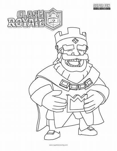 Coloring Royale Clash Super Games